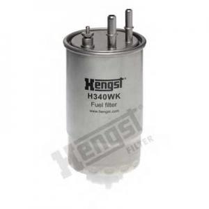 HENGST H340WK Фильтр топливный