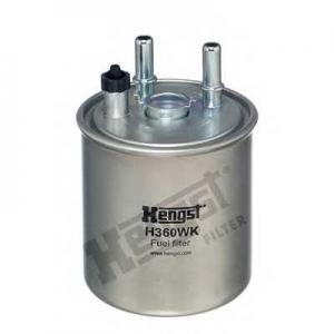 HENGST H360WK Фильтр топливный