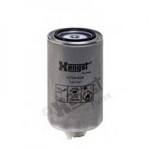 HENGST H70WK09 Фильтр топливный