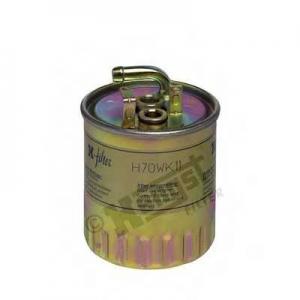 HENGST FILTER H70WK11 Фильтр топл. MB SPRINTER, VITO (пр-во Hengst)