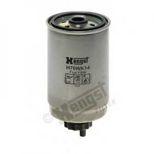 HENGST FILTER H70WK14 Фильтр топливный KIA HYUNDAI (2-й сорт)(пр-во Hengst)