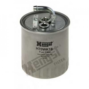 HENGST FILTER H70WK18 Фильтр топл. (пр-во Hengst)