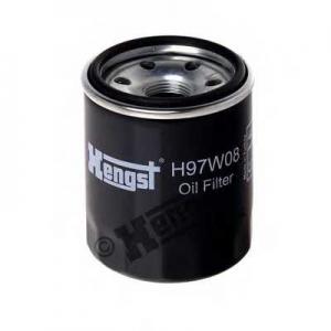 HENGST FILTER H97W08 Фильтр масляный MAZDA (пр-во Hengst)