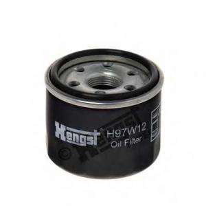 HENGST FILTER H97W12 Фильтр масляный (пр-во Hengst)