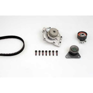HEPU PK00560 Водяной насос + комплект зубчатого ремня