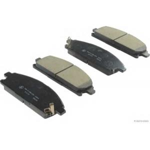 HERTH+BUSS JAKOPARTS J3601071 Комплект тормозных колодок, дисковый тормоз Инфинити Кью-Икс 4