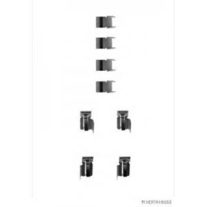HERTH+BUSS JAKOPARTS J3666000 Комплектующие, колодки дискового тормоза Дайхатсу