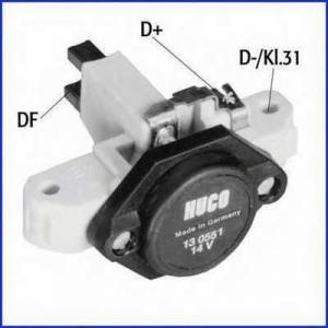 HUCO 130551 Реле - регулятор генератора MB, VW LT, Volvo 940