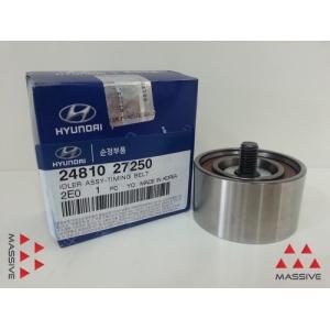 HYUNDAI 24810-27250 Hyundai 24810-27250 Ролик ремня ГРМ