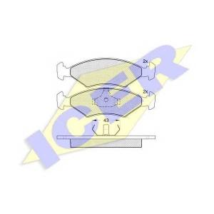 ICER 180329 Запчасть