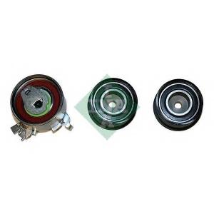 Комплект роликов, зубчатый ремень 530004909 luk - OPEL ASTRA F (56_, 57_) седан 1.8 i 16V
