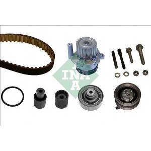 INA 530 0082 30 Роликовий модуль натягувача ременя (ролик, ремінь, помпа)