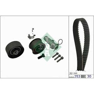 Комплект ремня ГРМ 530017910 luk - AUDI A8 (4D2, 4D8) седан 2.8