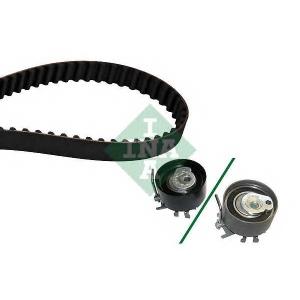 INA 530 0195 10 Роликовий модуль натягувача ременя (ролик, ремінь)