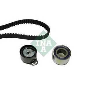 Комплект ремня ГРМ 530022210 ina - FIAT BRAVA (182) Наклонная задняя часть 1.6 16V (182.BH)