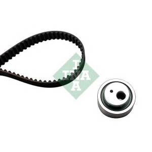 Комплект ремня ГРМ 530025810 luk - CITRO?N BX (XB-_) Наклонная задняя часть 16