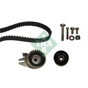 Комплект ремня ГРМ 530043510 luk - OPEL ASTRA H Van фургон 1.9 CDTI