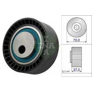 Натяжной ролик, поликлиновой  ремень 531014810 luk - CITRO?N ZX (N2) Наклонная задняя часть 1.9 D