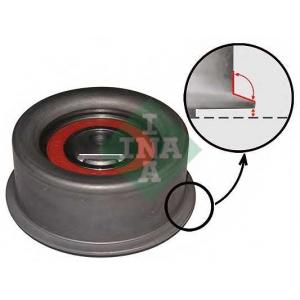 Натяжной ролик, ремень ГРМ 531020120 luk - MAZDA 626 II (GC) седан 2.0 D