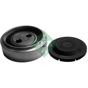 Натяжной ролик, поликлиновой  ремень 531030710 ina - AUDI A8 (4D2, 4D8) седан 2.5 TDI