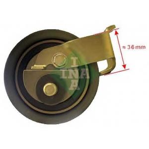 Натяжной ролик, ремень ГРМ 531050020 luk - AUDI A4 (8D2, B5) седан 1.8 T