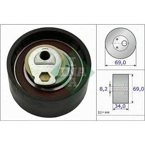 �������� �����, ������ ��� 531050510 ina - FIAT DUCATO ������� (244, Z_) ������� 2.3 JTD