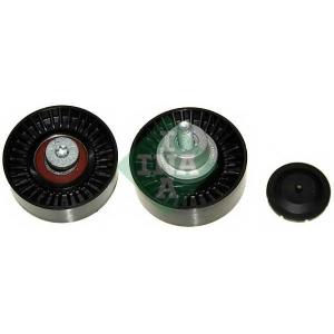Паразитный / ведущий ролик, поликлиновой ремень 532051310 ina - AUDI A6 (4G2, C7) седан 3.0 TFSI quattro