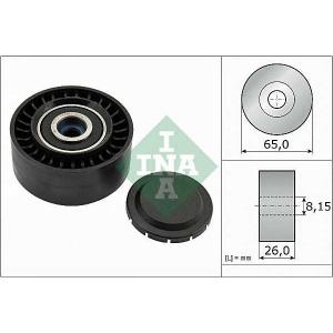 INA 532056410 Направляющий ролик поликлинового ремня