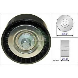 Паразитный / ведущий ролик, поликлиновой ремень 532057010 luk - MERCEDES-BENZ CLS (C218) купе 250 CDI (218.303)