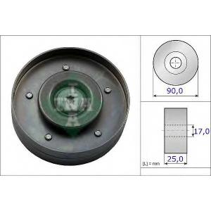 Паразитный / ведущий ролик, поликлиновой ремень 532069410 luk - VW AMAROK пикап 2.0 TSI