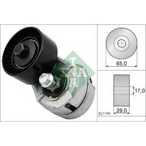 Натяжная планка, поликлиновой ремень 534010920 luk - FIAT BARCHETTA (183) кабрио 1.8 16V