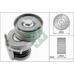 Натяжная планка, поликлиновой ремень 534034610 luk - VW PASSAT (362) седан 1.4 TSI EcoFuel