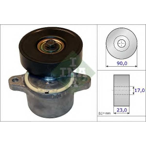 INA 534 0460 10 Роликовий модуль натягувача ременя