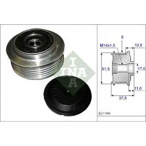 INA 535010710 Generator bearing