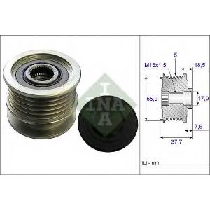 INA 535016910 Шкив генератора