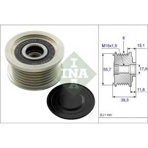 INA 535024910 Обгонная муфта генератора