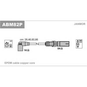 JANMOR ABM82P Ккомплект проводов зажигания
