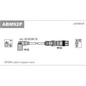 JANMOR ABM92P К-кт В.В. проводів Audi A3/A4, Scoda Octavia, VW1.6 96-