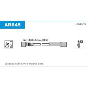 JANMOR ABS45 Провода зажигания