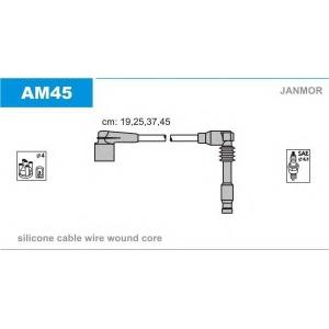 JANMOR AM45 Провода ВВ Ev2,0 Lc 1.8(l84) 96460220/96190263/