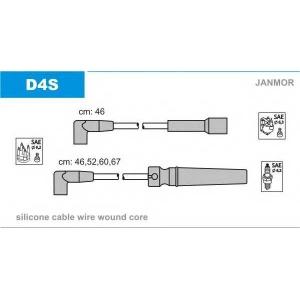 JANMOR D4S Провода в/в Nexia 1.5 16V Dohc KPL
