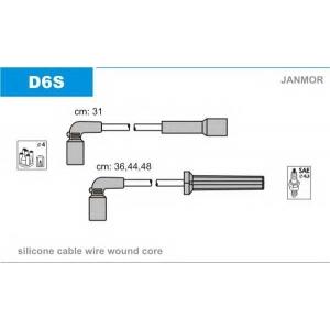 JANMOR D6S Провод зажигания DAEWOO LANOS седан  1.5 (пр-во Janmor)