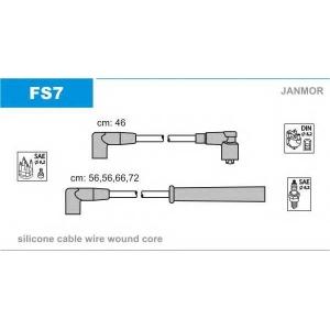 JANMOR FS7 Ккомплект проводов зажигания