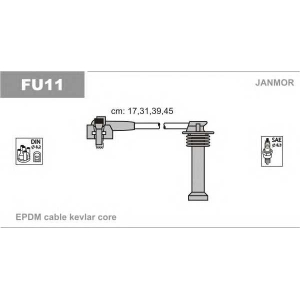 JANMOR FU11 Провод зажигания (пр-во Janmor)