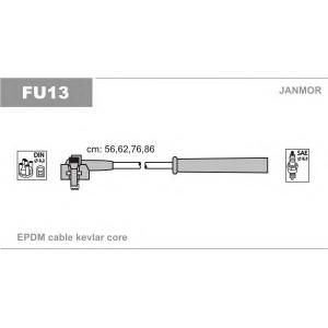 fu13 janmor Комплект проводов зажигания FORD FIESTA Наклонная задняя часть 1.4
