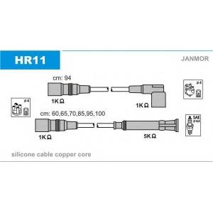 Комплект проводов зажигания hr11 janmor - BMW 3 (E30) седан 325 i