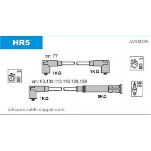 Комплект проводов зажигания hr5 janmor - BMW 3 (E21) седан 320/6