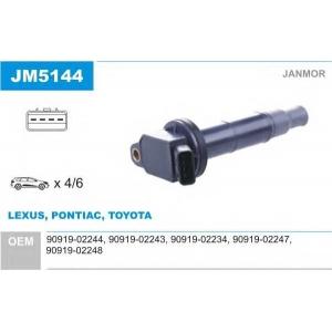 JANMOR JM5144 Катушка зажигания