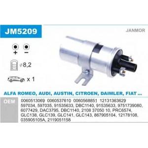 JANMOR JM5209 Катушка зажигания
