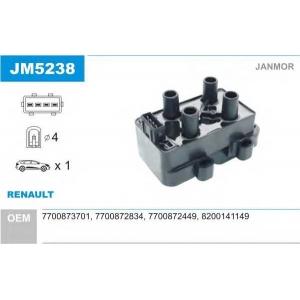 JANMOR JM5238 Катушка зажигания